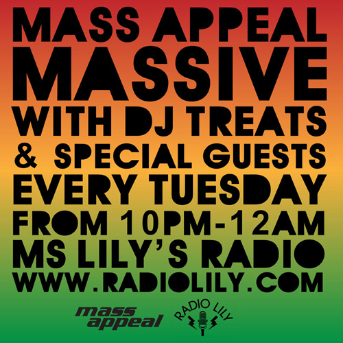 Mass Appeal Radio Lily DJ Treats