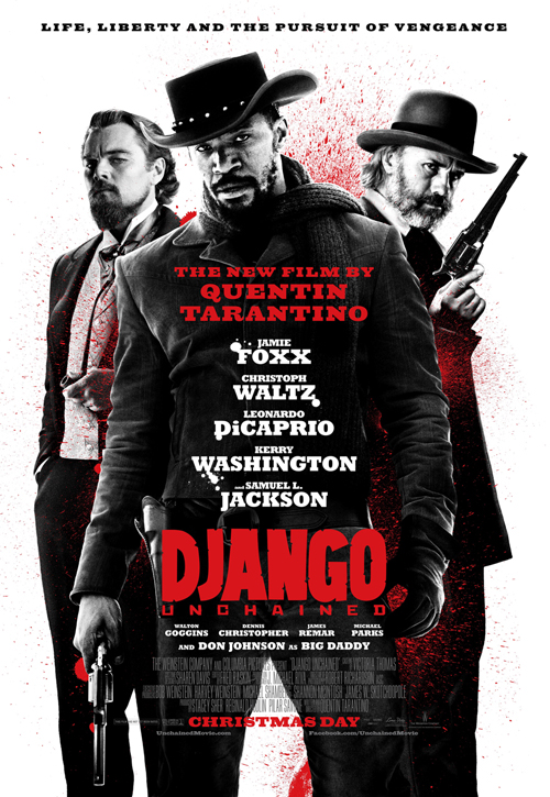 Django Unchained Movie Poster Quentin Tarantino