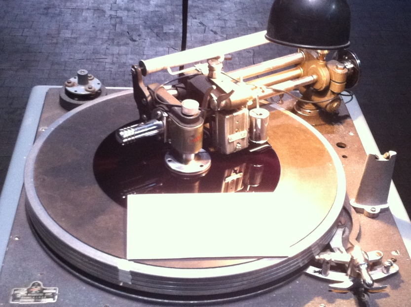 Ann Hamilton Record Vinyl Park Avenue Armory