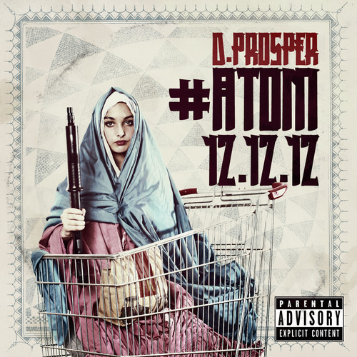 dprosper atom 12-12-12 album cover art