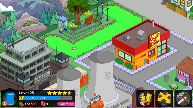 The Simpsons Tapped Out St. Patrick's Day