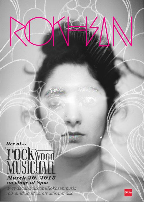 rokhsan music rockwood music hall