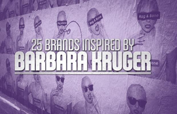 Barbara Kruger Supreme Complex