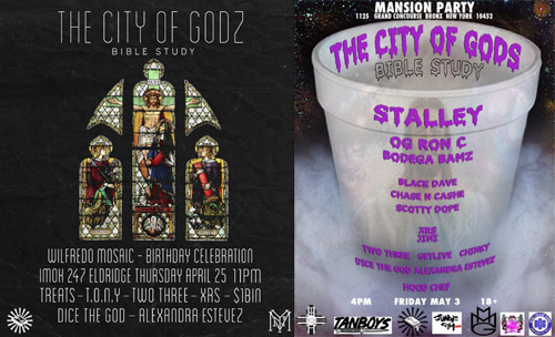 bible study city of godz