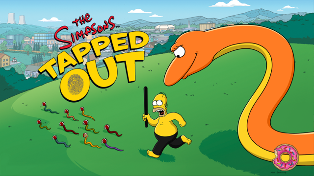 The Simpsons Tapped Out Whacking Day Update