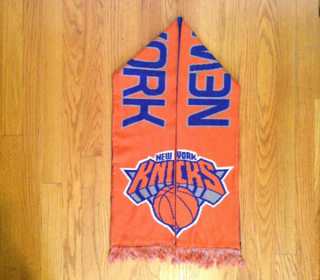 Knicks adidas scarf