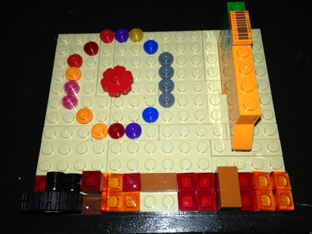 lego cuusoo  turntable