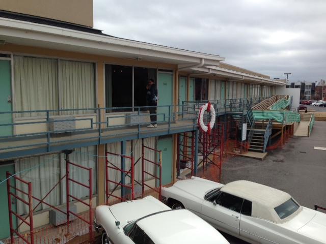 Lorraine Motel Memphis TN