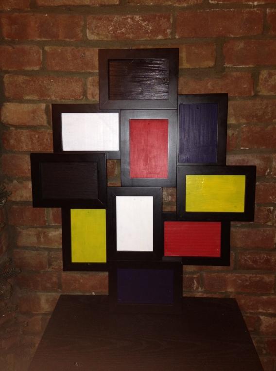 Piet Mondrian De Stijl neoplasticism art painting