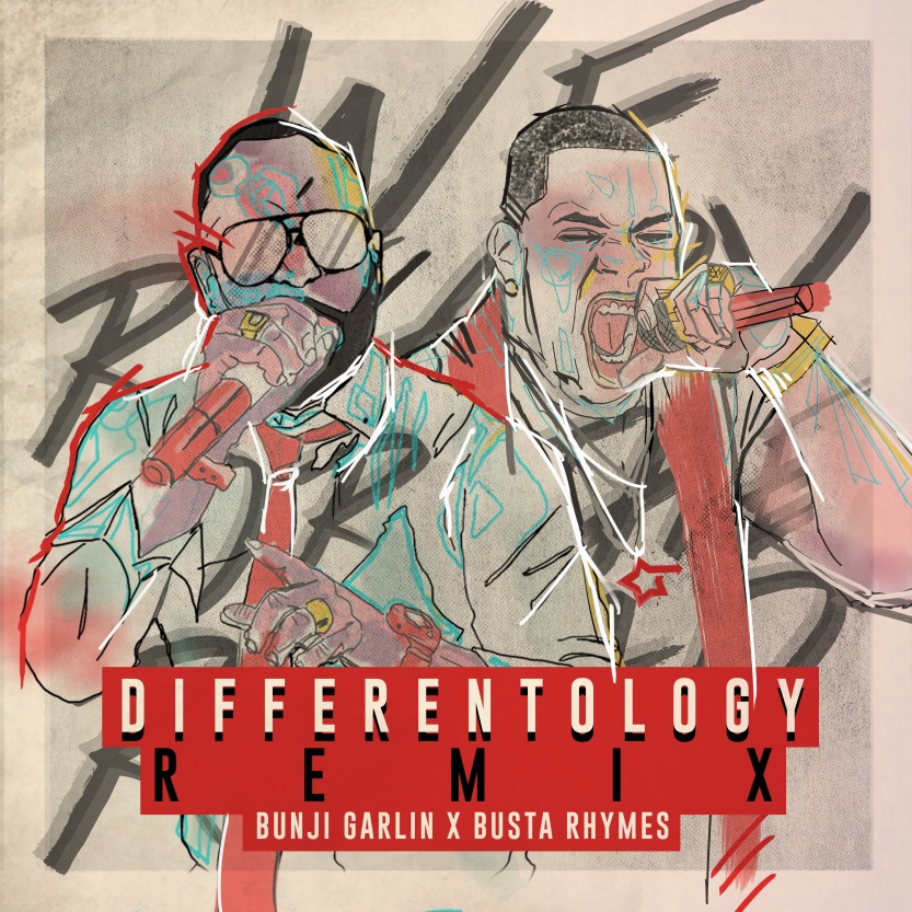bunji garlin busta rhymes differentology remix soca