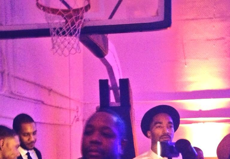 J.R. Smith Carmelo Anthony Terminal 23 Party