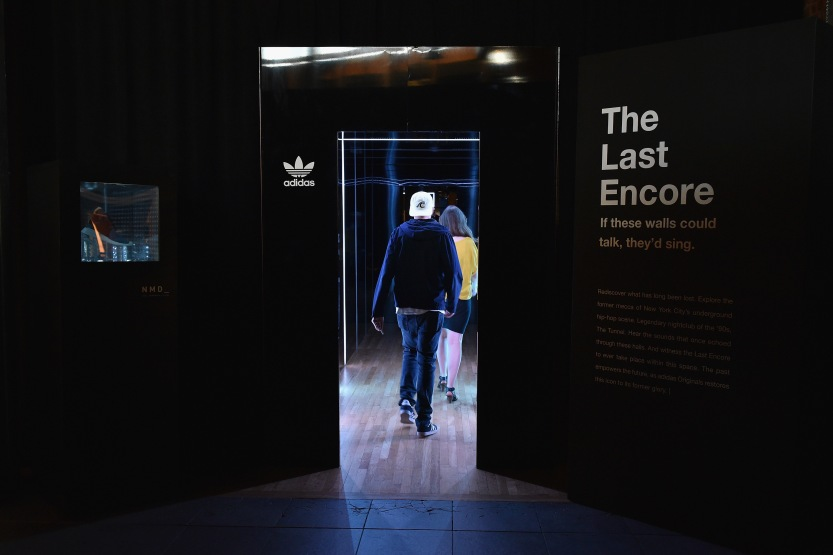 Adidas Originals Presents the Last Encore Featuring G.O.O.D Music